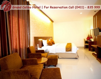 Grand Celino Hotel Makassar - Executive Room Only  Minimum stay 3 Nights