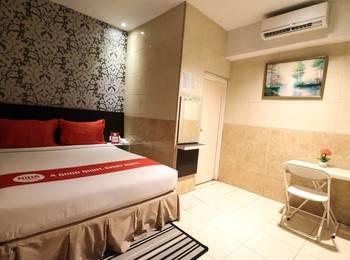 NIDA Rooms Makassar Nusantara Losari - Double Room Double Occupancy NIDA Fantastic Promo
