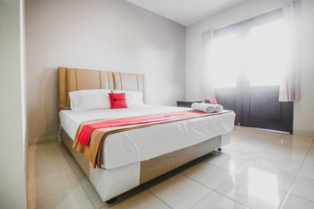 RedDoorz @ Jalan Hayam Wuruk Lampung Bandar Lampung - RedDoorz Room with Breakfast Regular Plan