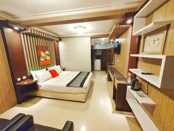 Hotel Mukti Jaya Banyumas - Deluxe Double Regular Plan