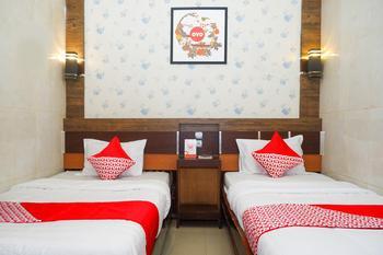 Hotel Mukti Jaya Banyumas - Standard Twin Regular Plan