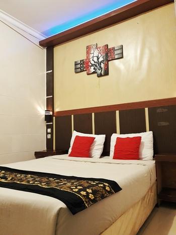 Hotel Mukti Jaya Banyumas - Standard Double Regular Plan