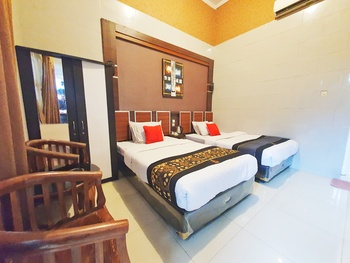 Hotel Mukti Jaya Banyumas - Superior Twin Regular Plan