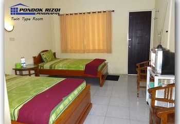 Penginapan Pondok Rizqi Surabaya - Family Kingsize & Single Bed Minimum Stay