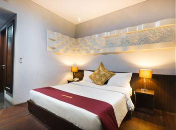 A Residence Bali - Deluxe Double or Twin Room [Room Only] MLOS