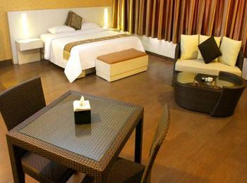 Anugrah Hotel Sukabumi - Suite Room Regular Plan