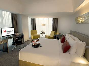 Swiss-Belhotel Balikpapan - Superior Deluxe Room Regular Plan