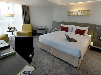 Swiss-Belhotel Balikpapan - Deluxe Double Regular Plan