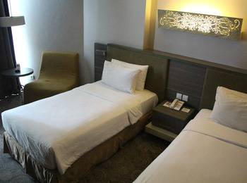 Swiss-Belhotel Balikpapan - Superior Deluxe TwinRoom Regular Plan