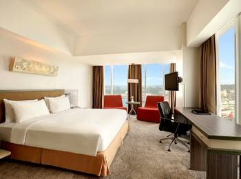 Swiss-Belhotel Balikpapan - Superior Deluxe Queen Room Only Staycation