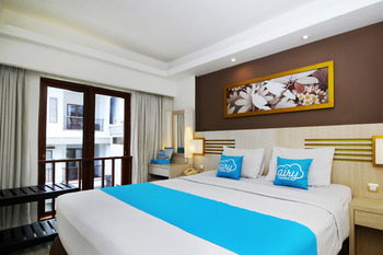 Airy Premier Legian Padma Kuta Bali - Standard Double Room Only Regular Plan