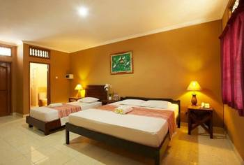 Gemini Star Hotel Bali - Family Room Only Regular Plan