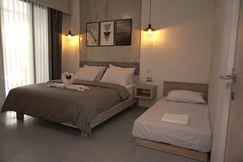 Gemini Star Hotel Bali - Superior Triple RONR Regular Plan