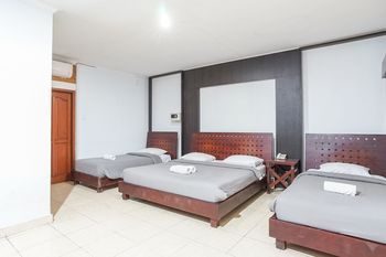 Gemini Star Hotel Bali - Family Room Only October Deal