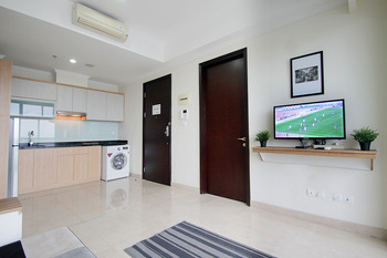 Apartemen Menteng park by Stay360 Jakarta - 2 Bedroom Apartment Regular Plan