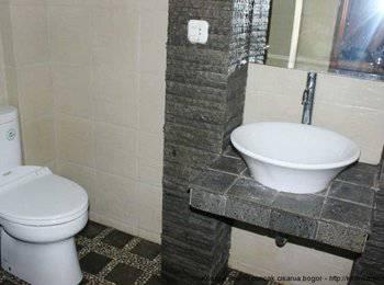 Khansa Resort Bogor - Cottage 6 Basic Deal - 40%