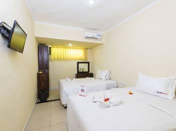 RedDoorz @Taman Mulia Jimbaran Bali - RedDoorz Room Room Only