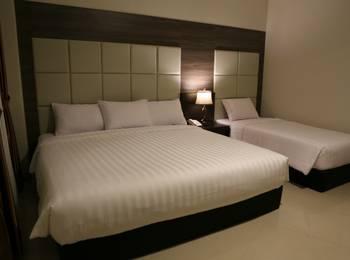Hotel 55 B&B Jakarta - Deluxe ll Regular Plan