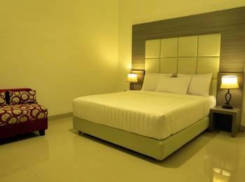 Hotel 55 B&B Jakarta - Deluxe Double Room only Regular Plan