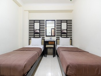 Pi Hotel Malioboro Yogyakarta - Twin Room Regular Plan