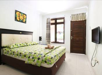 Mustika Inn Bali - Deluxe Room Basic Deal 40%