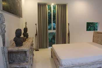 A Villa Ubud Bali Bali - Superior King Room Only Last Minute