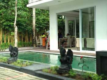 A Villa Ubud Bali Bali - Superior Twin Room Only Regular Plan