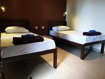Gelatik Bed and Breakfast Bali - Standard Twin Regular Plan