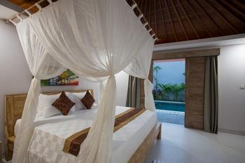 The Awandari Villas Seminyak Bali - Two Bedrooms Pool Villa Only Flash Sale