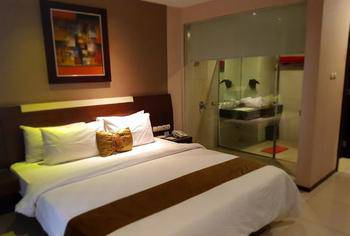 Scarlet Hotel Dago Bandung - Deluxe Silver Room Only Regular Plan