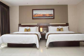 Scarlet Hotel Dago Bandung - Deluxe Gold 4 Persons Regular Plan