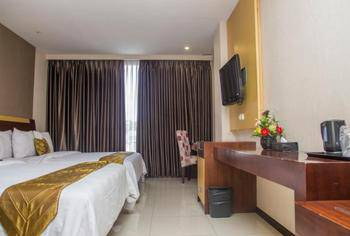 Scarlet Hotel Dago Bandung - Executive Titanium 4 Persons Regular Plan