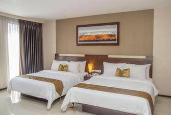 Scarlet Hotel Dago Bandung - Suite Diamond 6 Persons Regular Plan