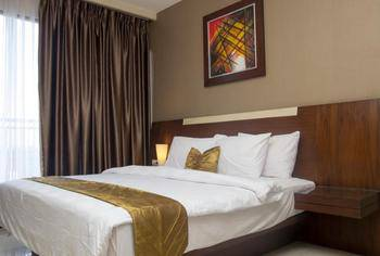Scarlet Hotel Dago Bandung - Executive Platinum 4 Persons Regular Plan