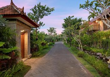 Bali Paradise Heritage Villa by Prabhu Bali - Two Bedroom Standard Villa With Private Pool  - Breakfast Last Minute Promo
