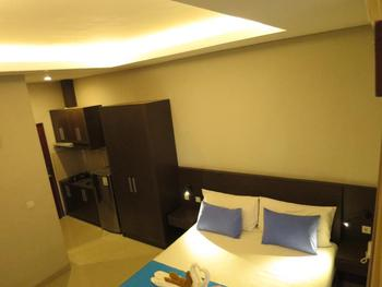 Akarsa Transit Bali - Double Room Only Regular Plan
