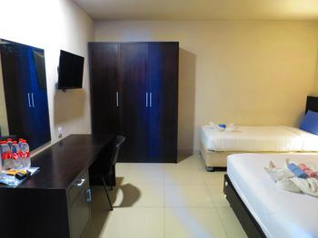 Akarsa Transit Bali - Triple Room Only Regular Plan