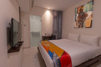 Grand Picasso Hotel Jakarta - Standard Room Regular Plan