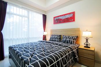Apartemen Puri Mansion by Aparian Jakarta - 1 Bedroom Regular Plan