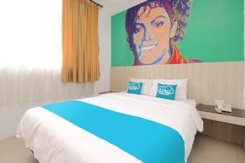 Airy Eco Tampan HR Soebrantas KM 12.5 Pekanbaru Pekanbaru - Executive Double Room with Breakfast Special Promo Jan 5