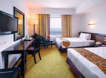 Jakarta Airport Hotel Tangerang - Deluxe Twin Room Regular Plan
