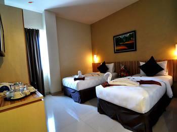 Rangkayo Basa - Halal Hotel Padang - Kamar Superior dengan Sarapan  Regular Plan