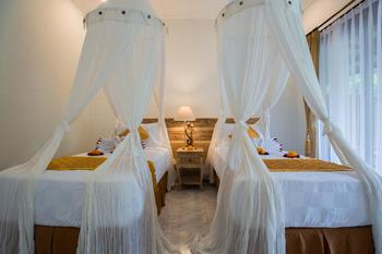 Ubud Batan Nyuh Bed Breakfast & Spa Bali - Deluxe Twin Room Only Regular Plan