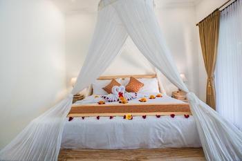 Ubud Batan Nyuh Bed Breakfast & Spa Bali - Deluxe Double Room Only Regular Plan