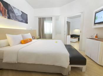 HARRIS Hotel Tebet Jakarta - HARRIS Suite Room Only Regular Plan