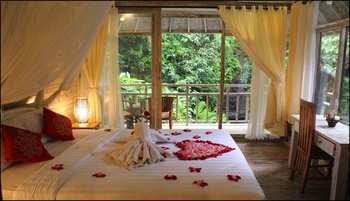 Omah Lembu Riverview Villas Bali - Bungalow with breakfast Regular Plan