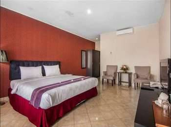 The Rizen Hotel Bogor - Deluxe Room With Breakfast Regular Plan