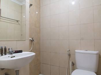 RedDoorz Apartment @Margonda Residence Jakarta - RedDoorz Room Regular Plan