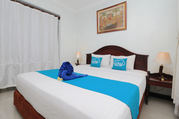 Airy Kuta Legian 99 Bali Bali - Standard Double Room Only Regular Plan