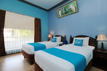 Airy Kuta Legian 99 Bali Bali - Superior Twin Room Only Special Promo May 28